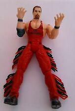 """wrestling figures - 6"""" KEVIN NASH/THE OUTSIDERS -MARVEL - 1999 GOOD USED COND"""