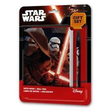 Star Wars Notebook & Pen Set for Kids fun way to do Studies SWE7014