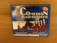 THE WORLD OF COMEDIAN HARMONISTS - 2 CD SET : ZYX 11117-2