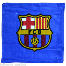 FC BARCELONA - WASCHLAPPEN - FACE CLOTH