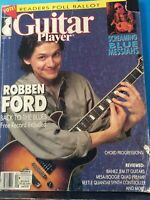 Guitar Player Magazine September 1988 (no Soundpage Record)