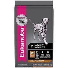 Eukanuba Adult Lamb And Rice Formula Dog Food 30 Pounds