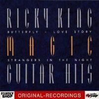 RICKY KING - MAGIC GUITAR HITS  CD  17 TRACKS  NEW+
