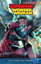 Superman Wonder Woman Volume 01 Hardcover : Power Couple - Comics