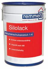 Remmers Ilack Silolack 25 L Cold paint Bitumen paint Service water tank lz