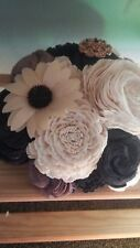 1 New Sola Wood Wedding Forever Bouquet 7 different styles to choose from