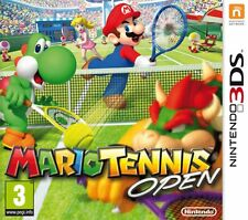 Mario Tennis Open 3DS - totalmente in italiano