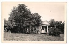 RPPC STONE BUILDING at CAMP MENSCH MILL ALBURTIS PA Postcard Pennsylvania