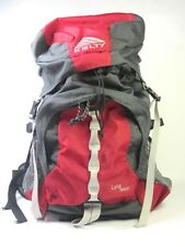 Kelty Lynx Backpack 2650 ST Red and Charcoal Color Very Good Condition!