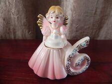 Josef Originals 6 Year Old BirthdayGirl Figurine