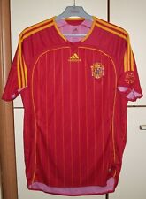 Spain 2005 - 2007 Home football shirt jersey camiseta Adidas size M