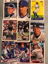 (82) Northwestern Wildcats Baseball Card Lot- Girardi- Happ- Loretta- Jokisch