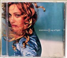 Ray of Light by Madonna (CD, Mar-1998, Warner Bros.)