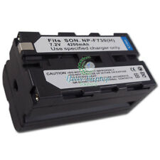 4200mAh New Battery For Sony NP-F750 NP-F730 NP-F730H Camcorder