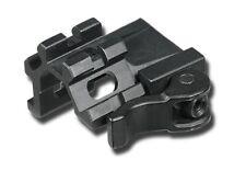 Leapers QD Quad-Rail Single Slot Angle Mount for Weaver Picatinny base MAQ012245
