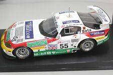 1/18 AutoArt Dodge Viper GTS-r Le Mans 1998 Benetton #55 Amorim-Gomes-Breyner