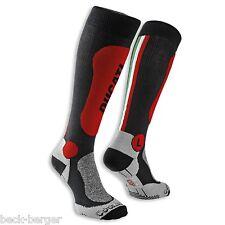 DUCATI Performance ´11 Funktionssocken Sport Socken Strümpfe Socks NEU !!