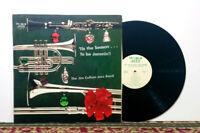 Jim Cullum Jazz Band, 'Tis the Season... To be Jammin'! Christmas LP - NM Vinyl