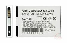 HTC Evo Design 4G/Acquire/HTC Kingdom /Hero S Replacement Battery