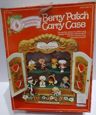 Vintage Kenner Strawberry Shortcake Berry Patch Carry Case Mib