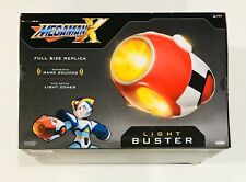 Mega Man X Light Buster With Lights And Sounds Capcom Rock man X Limited Replica