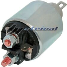 STARTER SOLENOID Fits RUGGERINI MD300 MD301 MD350 MD351 3cyl Diesel 1989-1996