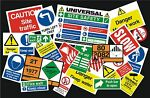 Health and Safety Signs & Stickers
