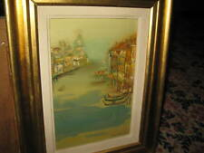 BOTAN Gheo Vlad, *1964 Ansicht von Venedig