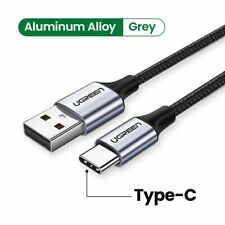 UGREEN Type Cable USB 3A Fast Charging for Samsung Huawei Xiaomi Mobile Phone