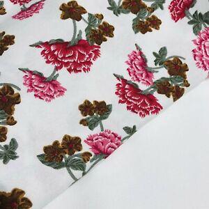 Off White 2 piece warm Marina floral suit SP281-2 midtex