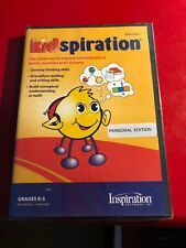 Kidspiration - Grades K-5 (Inspiration Software)