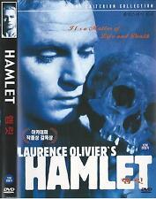 Hamlet (1948, Laurence Olivier) DVD NEW