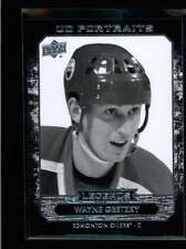 WAYNE GRETZKY 2014/15 14/15 UPPER DECK UD PORTRAITS #P-41 LEGENDS  AB8781