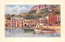 B38176 Capri Mariana grande L`approdo   italy