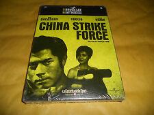 DVD-CHINA STRIKE FORCE-BRUCE LEE E IL GRANDE CINEMA DELLE ARTI MARZIALI-N.13
