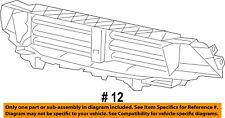 CHRYSLER OEM 15-17 200 Front Bumper Grille-Shutter 68302663AA