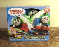 Thomas & Friends Foam Puzzle 13 x 24 New