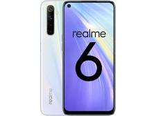 REALME 6 64GB+4GB RAM 6,5'' 64MP SMARTPHONE TELÉFONO MÓVIL LIBRE BLANCO WHITE 4G