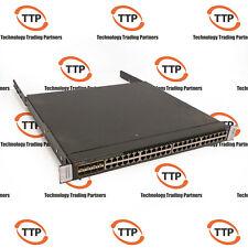 Brocade ICX6610-48-PE 48-PORT 1GE RJ45 8x 1GE SFP 4x 40GE QSFP 2x PSU SWITCH