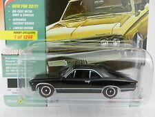 2017 Johnny Lightning *CLASSIC GOLD HOBBY* TUXEDO BLACK 1967 Chevy Chevelle NIP!