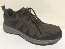 NEW BALANCE 799 MW799BR BROWN TRAIL WALKING HIKING SHOES MENS 9.5 D  *NO INSOLES