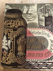 Edward Bawden and His Circle by Malcolm Yorke Hardback Book The Cheap Fast Free