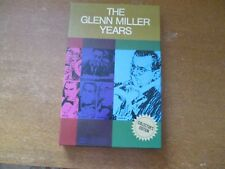 The Glenn Miller Years Box Set Reader's Digest   ONE OWNER FROM NEW