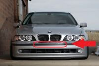 BMW 5 E39 SALOON/TOURING NEW OEM FRONT BUMPER STRIP NUMBER PLATE DELETE 7005985