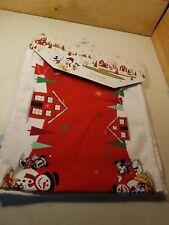"""Disney Themed Christmas Table Runner 64""""×14"""""""