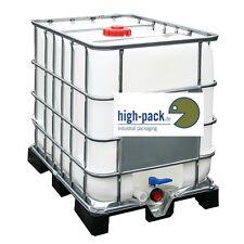 022 Wassertank IBC Container Fass Regentonne Wasserfass Regenwassertank Tank