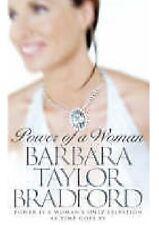 BARBARA TAYLOR BRADFORD ___POWER OF A WOMAN___BRAND NEW