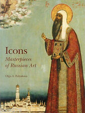 Icons. Masterpieces of Russian Art hardcover book
