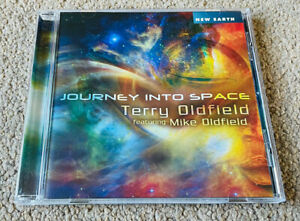 Terry Oldfield Featuring Mike Oldfield – Journey Into Space (2012) RARE MINT CD
