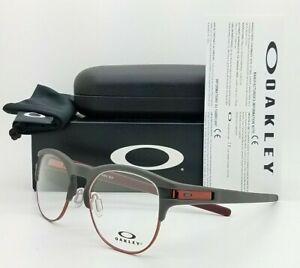 NEW Oakley Latch Key RX Prescription Frame Satin Gunmetal OX8134-0650 50mm 8134